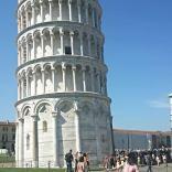Kung Fu at Pisa