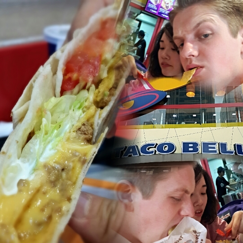 Taco Bell Love
