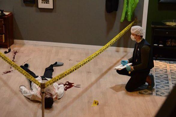 CSI Murder