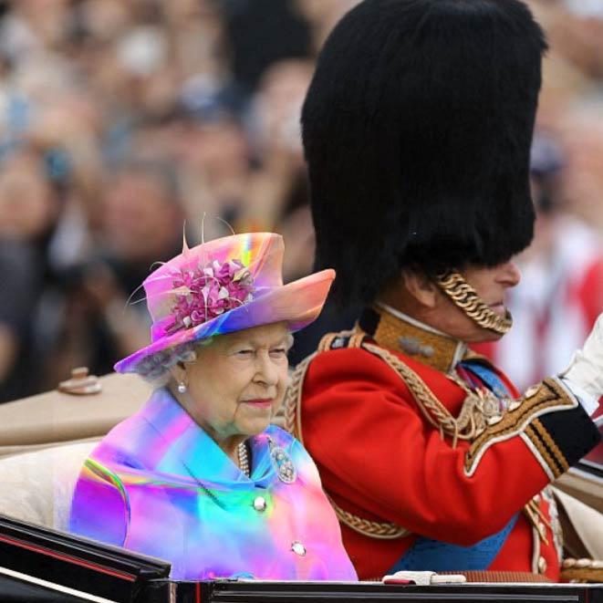 Queen Rainbow